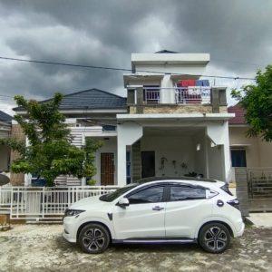Rumah Type 100 Jl. Swakarya Panam