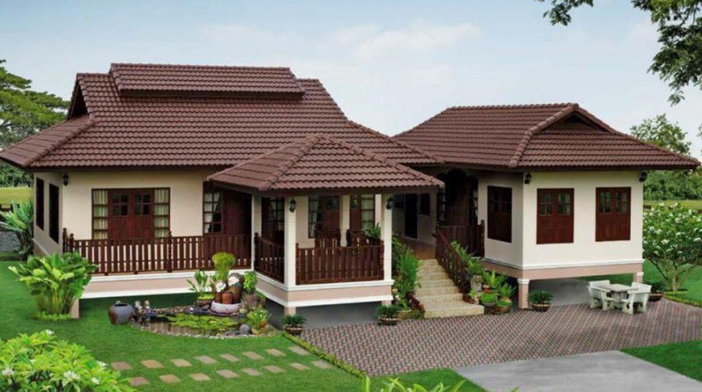 Desain Rumah Sederhana Tradisional