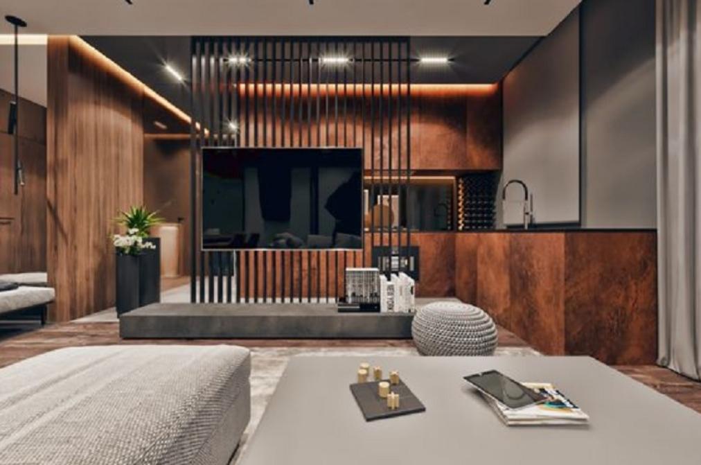 Rumah Minimalis dengan Ruang Privasi