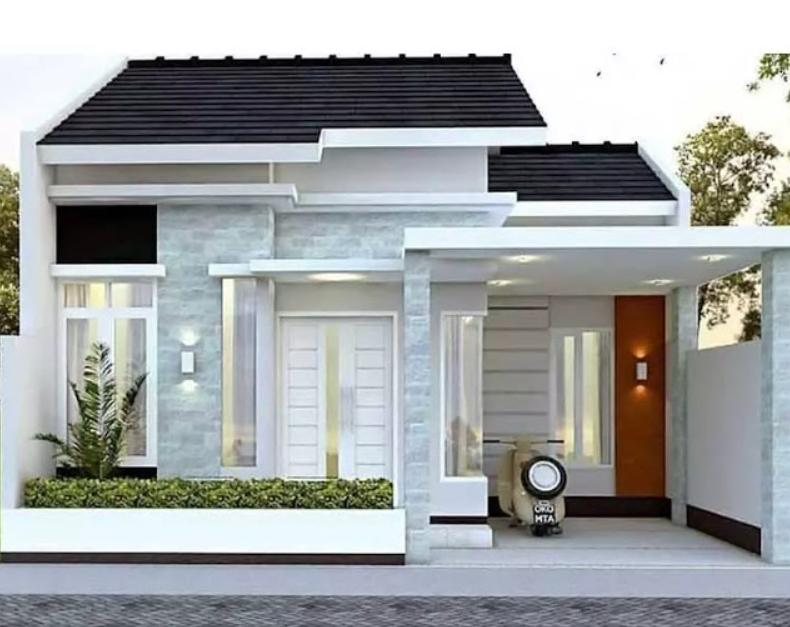 Desain Depan Rumah