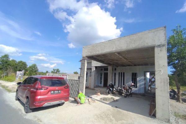 Dijual Kavlingan Rumah Siap Bangun di Jl. Air Dingin Pekanbaru