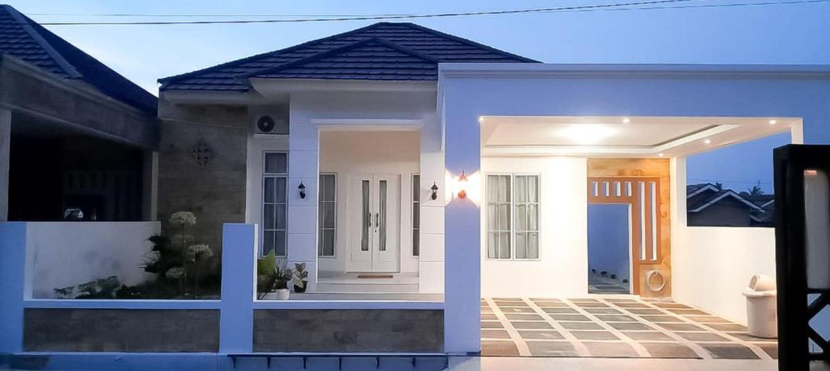 Rumah Mewah Dijual di Panam Pekanbaru