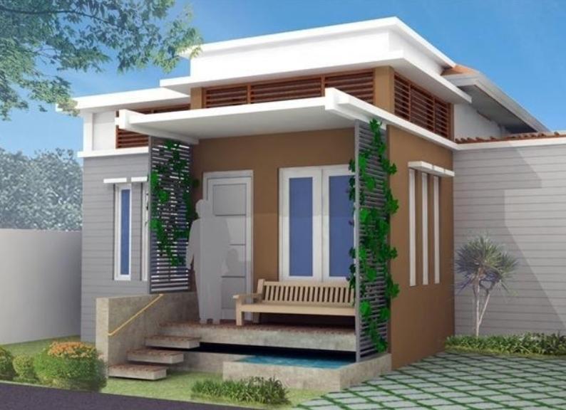Rumah Sederhana 6x9 2 Kamar